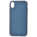 Coque Trendy Bleu pour Apple iPhone XR