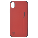 Coque Trendy Rouge pour Apple iPhone XR