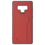 Coque Trendy Rouge pour Samsung Note 9