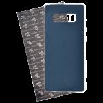 Coque Trendy Lite pour Samsung Note 8 Bleu
