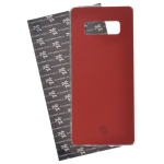 Coque Trendy Lite pour Samsung Note 8 Rouge