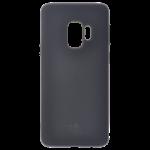 Coque Trendy Noir sans Porte Cartes pour Samsung S9