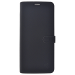 Etui Folio Trendy Noir Pour Samsung S9