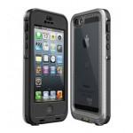 Coque LifeProof Nuud Noir pour Apple iPhone 5/5S/SE