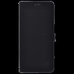 Etui Folio Trendy Pour Huawei P20 Noir