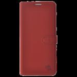 Etui Folio Trendy Pour Huawei P20 Rouge