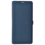 Étui Folio Trendy Bleu pour Apple iPhone XS Max