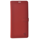 Étui Folio Trendy Rouge pour Apple iPhone XS Max