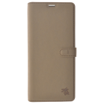 Étui Folio Trendy Or pour Samsung Note 9