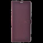 Étui Folio Trendy Violet pour Samsung J6 Plus 2018