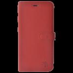 Étui Folio Trendy Rouge pour Huawei P Smart 2019