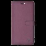 Étui Folio Trendy Violet pour Huawei Honor 10 Lite