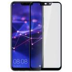 Verre Trempé Bord à Bord 2.5D Noir pour Huawei Honor 10 Lite