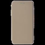 Étui Folio 360 Magnet Or pour Samsung J6 Plus 2018