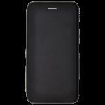 Étui Folio 360 Magnet Noir pour Samsung J4 Plus 2018