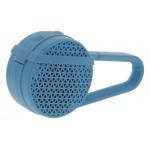 Enceinte Bluetooth Mono 3W avec Microphone Bleu Sweex