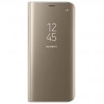 Étui Folio Samsung Clear View Or EF-ZG950CF pour Samsung S8