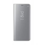 Étui Folio Samsung Clear View Argent EF-ZG955CS pour Galaxy S8 Plus