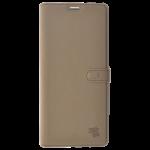Étui Folio Trendy Or pour Samsung S10 Plus