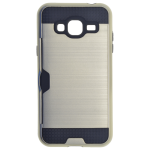 Coque Defender Card Or pour Samsung J3 2016