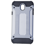 Coque Defender II Argent pour Samsung J7 2017