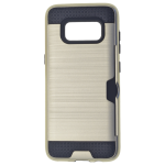 Coque Defender Card Or pour Samsung S8