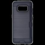 Coque Defender Card Noir pour Samsung S8