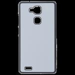 Coque Rigide Noir et plaque Alu pour Huawei Ascend Mate7