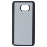 Coque Souple Noir et plaque Alu pour Samsung Note 5