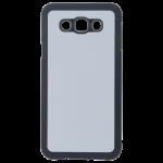 Coque Rigide Noir et plaque Alu pour Samsung E7