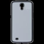 Coque Rigide Noir et plaque Alu pour Samsung Mega 6.3 I9200