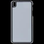 Coque Rigide Noir et plaque Alu pour HTC Desire 816