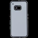 Coque Rigide Noir et plaque Alu pour HTC One M9