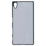 Coque Rigide Noir et plaque Alu pour Sony Z5