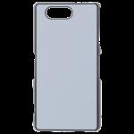 Coque Rigide Noir et plaque Alu pour Sony Z3 Compact