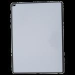 Coque Rigide Noir et plaque Alu pour Apple iPad Pro