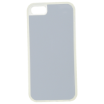 Coque Souple Transparent et plaque Alu pour Apple iPhone 5C