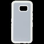 Coque Souple Transparent et plaque Alu pour Samsung S7