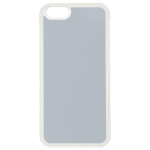 Coque Souple Transparent et plaque Alu pour Apple iPhone 6/6S