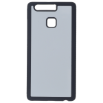 Coque Souple Noir et plaque Alu pour Huawei P9