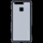 Coque Rigide Noir et plaque Alu pour Huawei P9