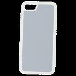 Coque Souple Transparent et plaque Alu pour Apple iPhone 7/8