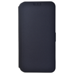 Etui Folio DL Noir pour Samsung Xcover 4