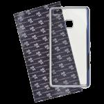 Coque TPU Ultra Hybrid Argent pour Huawei P9 Lite
