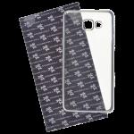 Coque TPU Ultra Hybrid Argent pour Samsung A5 2016