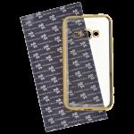 Coque TPU Ultra Hybrid Or pour Samsung J1 2016