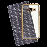 Coque TPU Ultra Hybrid Or pour Samsung J3 2016