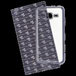 Coque TPU Ultra Hybrid Gris pour Samsung J3 2016
