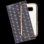 Coque TPU Ultra Hybrid Or pour Samsung S6 Edge
