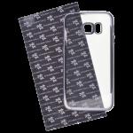 Coque TPU Ultra Hybrid Gris pour Samsung S6 Edge
